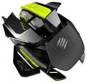 Mad Catz R.A.T. PRO X Ultimate (USB), Black - оптическая лазерная;...
