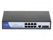 TG-NET S3500-10G-2F (8xRJ45 Gigabit Ethernet, 2xSFP) - Коммутатор