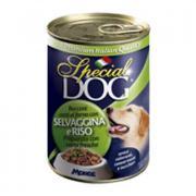 Special Dog (Спешиал дог) Спешиал дог консервы для собак дичь с рисом...