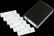 Корпус MikroTik CA411-711 - Black aluminium indoor, fits RB411, RB711,...