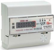 Счетчик электроэнергии Нева 306 100/5