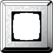 Gira ClassiX Art Хром/Хром Рамка 1-ая (G211681)