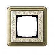 Gira ClassiX Art Бронза/Кремовый Рамка 1-ая (G211663)