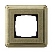 Gira ClassiX Art Бронза/Бронза Рамка 1-ая (G211661)