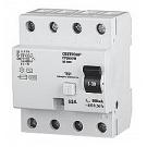 СВЕТОЗАР (УЗО) SV-49172-300-63 Выключатель дифференциальный