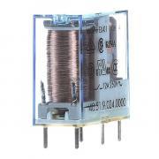 Миниатюрное PCB-реле Finder выводы 5mm, 1 контакт, 10A DC 24B AgNi...
