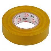 Изолента ЭРА Желтая (19mm х 20m)
