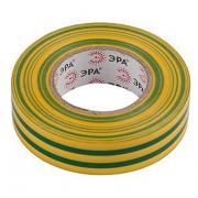 Изолента ЭРА Желто-зеленая (19mm х 20m)