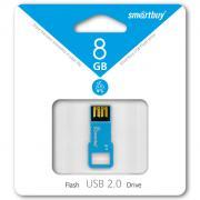 SmartBuy BIZ 8GB, Blue USB-накопитель
