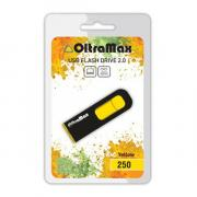 USB Flash Drive 16Gb - OltraMax 250 Yellow OM-16GB-250-Yellow
