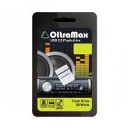 USB Flash Drive 16Gb - OltraMax 50 White OM016GB-mini-50-W
