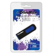 USB Flash Drive 16Gb - OltraMax 250 Blue OM-16GB-250-Blue