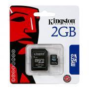 Карта памяти MicroSD 2 Gb