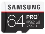 Карта памяти Samsung MB-MD64DARU 64Gb microSDHC Pro Plus + SD-адаптер