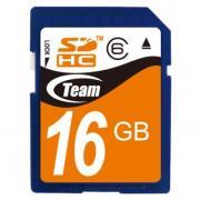 Team Group Карта памяти TEAM 16GB SDHC Class 6 (765441411883)...