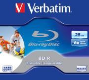 Диск BD-R Verbatim 43713
