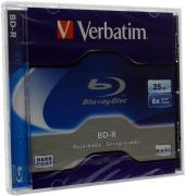 диск Verbatim BD-R (43715)