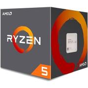 Процессор AMD Ryzen 5 1600 AM4 Box 4 ядра, 3200МГц