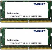 Память PATRIOT 32GB PC17000 DDR4 SO KIT2 (PSD432G2133SK)