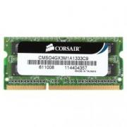 Память SO-DIMM DDR3 4096 Mb (pc-10600) 1333MHz Corsair...