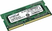 Модуль памяти Crucial SO-DIMM DDR3L 2048Mb pc3-12800 1600MHz...
