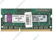 "Модуль памяти SO-DIMM 4ГБ DDR3 SDRAM Kingston ""ValueRAM"" KVR13S9S8/4..."