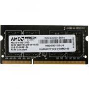 Оперативная память AMD SO-DDR3 2Gb 1600MHz OEM blue (R532G1601S1S-UO)