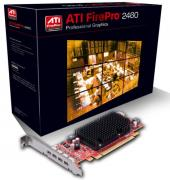Видеокарта PCI-E AMD FirePro 2460 Low Profile 512Mb PCI-E 16x 2.1...