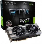 Видеокарта PCI-E EVGA 08G-P4-6276-KR GeForce GTX 1070 FTW Gaming ACX...
