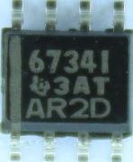 - Контроллер TPS 67341