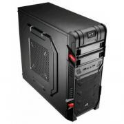 Корпус системного блока Aerocool GT Black Edition Black...