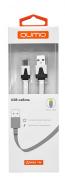 Кабель интерфейсный USB 2.0 Qumo AM-Micro B