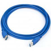 Аксессуар Gembird Cablexpert USB 3.0 AM/AF Blue 3m CCP-USB3-AMAF-10