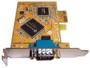 Плата адаптера Dell PCIe Serial Port Half Height только для корпуса...