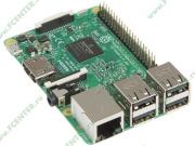 Микрокомпьютер - платформа element14 Raspberry Pi 3 Model B (1.20ГГц,...