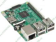Микрокомпьютер - платформа Espada Raspberry Pi 3 Model B (1.20ГГц,...