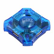Аксессуар CBR USB-концентратор ch 127