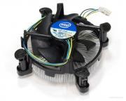 Охлаждение процессоров Intel (LGA1150/55/56) Original 65W алюминий