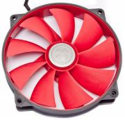 Вентилятор Xilence Case-Fan Grey-Red COO-XPF140.2CF 140x140x25mm