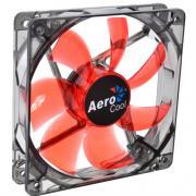 """Вентилятор Aerocool Lightning 12см """"Red Edition"""" (красная подсветка)"""