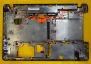 Корпус для ноутбука AcerE1-531E1-571E1-521 чёрный, нижняя часть...