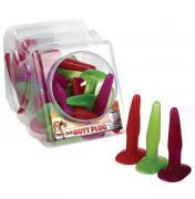 Анальная мини-пробка Jelly