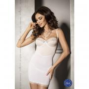 Чувственное платье с кружевом и трусики AVA S/M 13047PAS