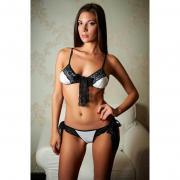 Эротический комплект белья Mirabelle, размер 42-44, FlirtON 2676-42-44
