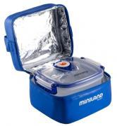 Miniland Термосумка с 2 вакуумными контейнерами синяя