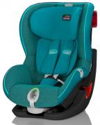 Автокресло Britax Roemer King II LS Black Series Green Marble Highline