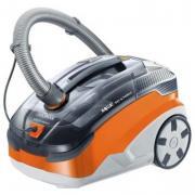 Пылесос Thomas моющий Twin Pet & Family 1700Вт серый/оранжевый...
