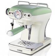 Кофеварка Ariete 1389 Vintage зеленый