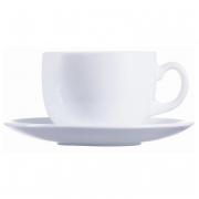 Чайный сервиз ESSENCE WHITE 220мл 6перс.