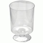 Бокал 200мл для вина кристалл (10шт)